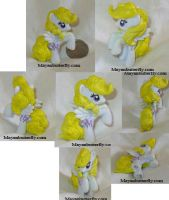 Custom Sculpted Blind Bag Surprise My Little Pony by mayanbutterfly