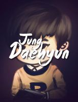 Jung Daehyun by jinscloud