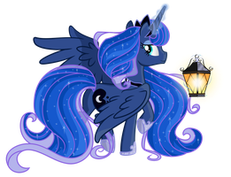 Princess Luna by Roze23