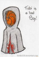 Tobi is a bad boy D: by k030
