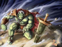orc by Tachakorn