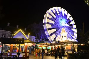 WinterWunderland at Maastricht by glaasje