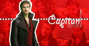 Capitan Hook (OUAT) by titaniaerza