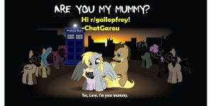 Are you my mummy by pariahpoet
