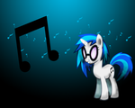 MLP: Vinyl Scratch/DJ-PON3 Wallpaper by Togekisspika35