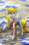 Derpy Clouds by Hobbes-Maxwell