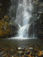Dummerston Rd Waterfall 2 by mirengraphics