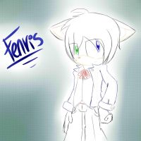 PC: Fenris Sketch by fansonic