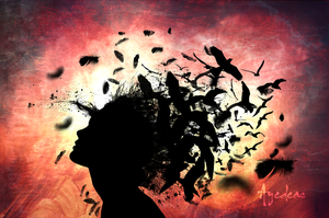 Nevermore by Ayedeas