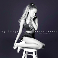 +CD|My Everything|ArianaGrande. by Heart-Attack-Png