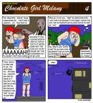 Chocolate Girl Melany - page 4 by illionore