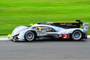 No 2 Audi R18 TDI by Willie-J