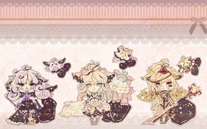 [CLOSED] ghost-fairies AUCTION [BATCH 04] by maributt