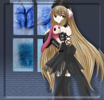 Alone in the night by Keith by chobits-club