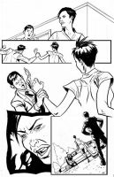Undertow #3 presents The Forgetting Pt. 2, Pg.5 by ADAMshoots
