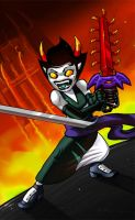 Kanaya - Desktop preview by AbortedSlunk