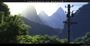 somewhere in brazil by Massi-San