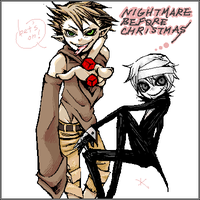 nightmare before christmas 06 by nHnF