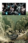 GoW page from issue 3 colored by LiamSharp