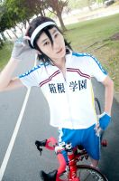 Yowamushi Pedal: Sleeping Beauty by DevilAurora