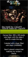 Shred A Baby Tut by CajunFX by CajunFX