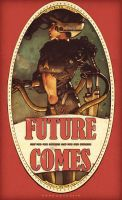 Futurecomes girl no.8 by couscousteam