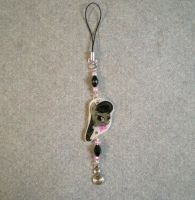 MLP Octavia Cell Phone Charm FOR SALE by AmyAnnie14
