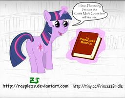 Twilight's Reading Suggestion by RaspleZS