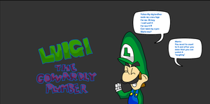 The New Luigi Logo by DarkraDx