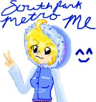 South park metro me DA id by LilSnowFox