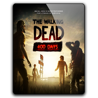 The Walking Dead 400 Days by dylonji