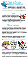 Pokemon Trainer OC Tutorial II by Aonyx