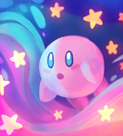 soft kirby by Slitherbot