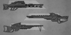 Sniper Rifles Stage 2 by Chachava