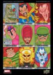 Marvel Beginnings Series 2 sketch cards by DeJarnette