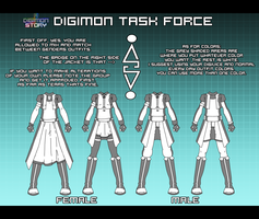 ADS :: Uniform Reference Sheet by Space-Drive-Overdose
