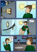 Company Frustrations P.1 by Kenzoe64