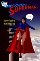 SuperMan Cover by InfinitySign
