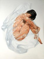 ARTWORK 2013 (Plastic Wrapped series) by Ju-Vi