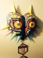 Majora's Mask In the Shadows by White-Dream-Drop