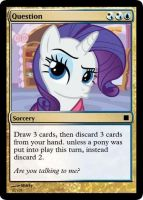 MLP-MTG: Question by Shirlendra