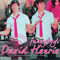 David Henrie by KarenzipthaJonas