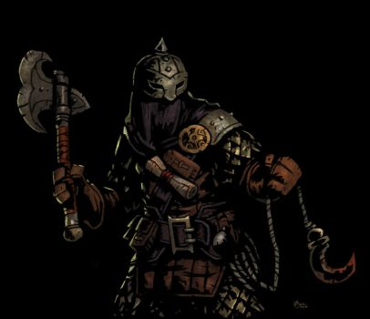 Bounty Hunter (Darkest Dungeon) (Copy) by Skarabei2211
