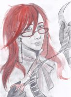 Grell portrait by frassino
