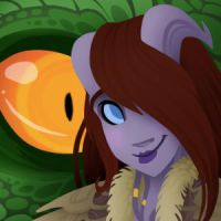 Imani lineless icon by cazamonster
