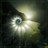 Moonlit by aartika-fractal-art