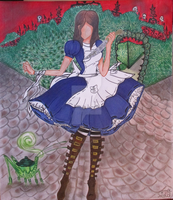 Alice Madness Returns HD by ergoproxy92