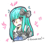 [fe:fates] tiny shy child by MewGlaceon
