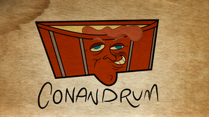 Conan-Drum by Lotusbandicoot
