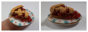 A Slice of Cherry Pie by sonickingscrewdriver